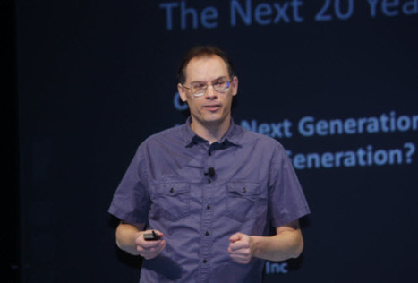 Epic's Tim Sweeney predicts the next 20 years in gaming technology | Gaming and its future | Scoop.it