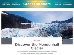 New Brand USA microsite highlights outdoor destinations and experiences - Travolution | Strengthening Brand America | Scoop.it