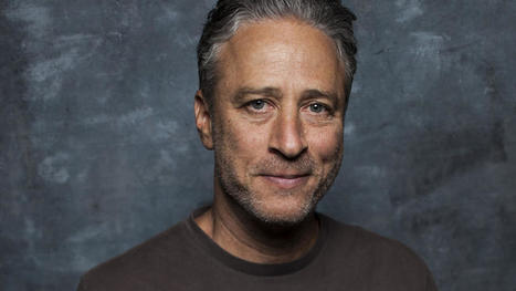 Jon Stewart Facts - A Chemistry Bio Major Who Ended Up On Comedy Network | Machinimania | Scoop.it