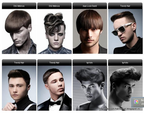Fashion for Men & Women: Men Hair styles | Fashion for all man kind | Scoop.it