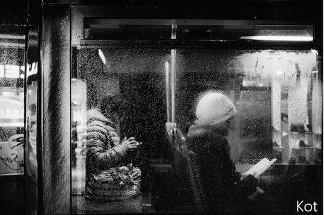 Atelier d'écriture - Dans le métro | J'écris mon premier roman | Scoop.it