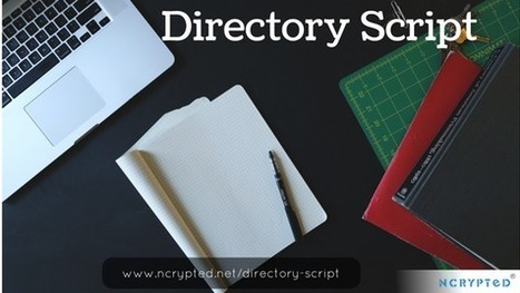 Virtues of using Directory Script from NCrypted Websites | NCrypted Website Clones | Scoop.it
