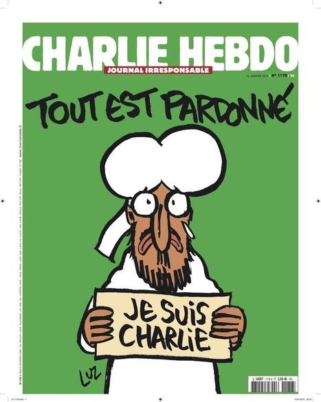 Mahomet en une du «Charlie Hebdo» de mercredi | DocPresseESJ | Scoop.it
