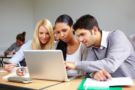 Blended learning moving to centre stage in higher education | International Student Recruitment | Scoop.it