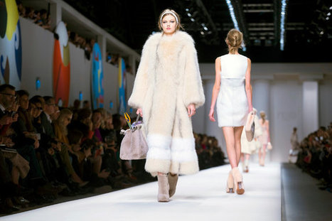 Fur Is Back in Fashion and Debate - New York Times | Fashion and Fashonians | Scoop.it