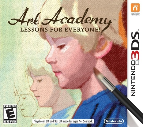 Reseña – Art Academy: Lessons for Everyone!   El Popkast   Design Thinking Lessons   Scoop.it