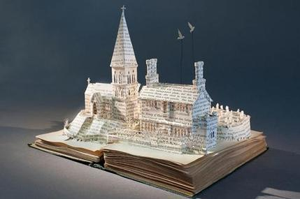 Book Sculptures By Su Blackwell | D_sign | Scoop.it