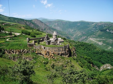 Tatev Monastry | Ancient Castles & Monasteries | Scoop.it