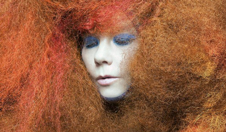 A new map to Björk's music | Transmedia: Storytelling for the Digital Age | Scoop.it