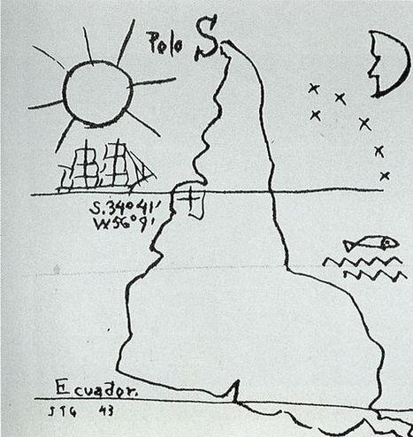 ¿Qué símbolos dibujaba Joaquín? | Educación visual y plástica 3ro | Scoop.it
