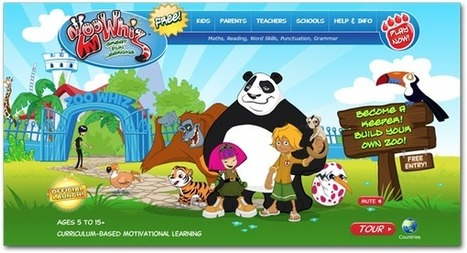 ZooWhiz – Engaging Web 2.0 Learning Tool | Teach Amazing! | Tools for Language Educators | Scoop.it