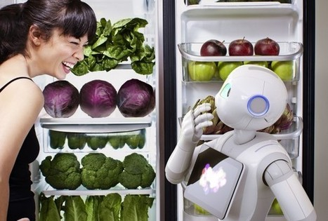 Social Robot Pepper To Be Made Available In The US | Sheboygan | Scoop.it