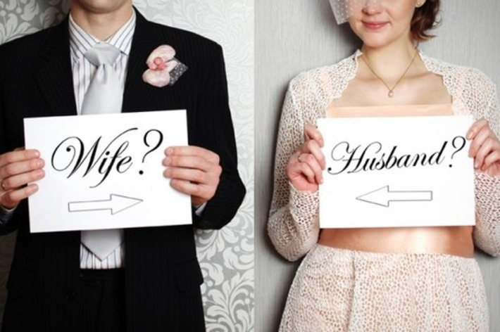"Once you learn the origins of the words ""husband"" and ""wife,"" you may stop using the terms altogether 