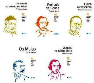 Português Básico/Secundário - clássicos da literatura portuguesa | Literatura portuguesa | Scoop.it