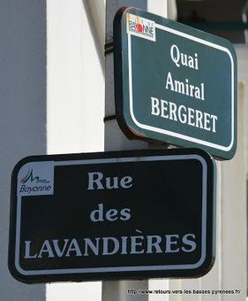 Retours vers les Basses-Pyrénées: Lavoir de St Esprit | GenealoNet | Scoop.it