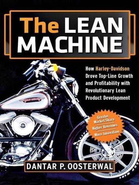 Book review: The Lean Machine   Lean   Dumontis   Scoop.it