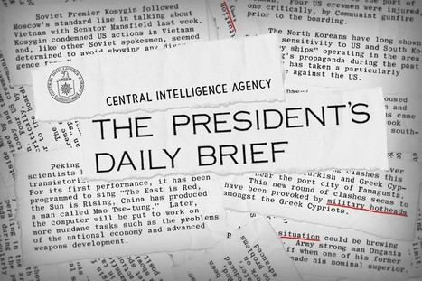 Think U.S. intel is in decline? These declassified memos may change your mind. | Information wars | Scoop.it