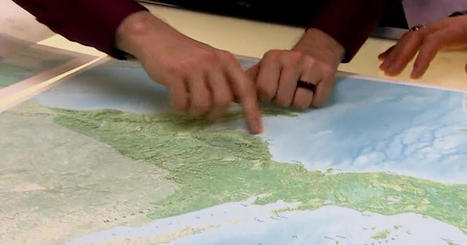 VIDEO: Saving the art of mapmaking | Geography Education | Scoop.it