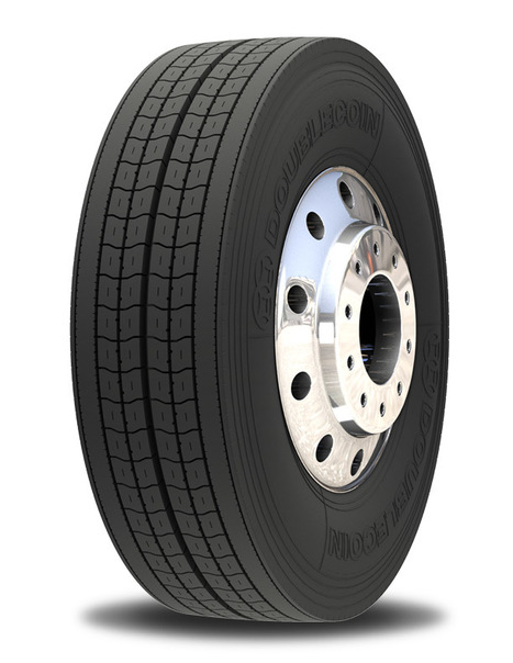 Double Coin Commercial Truck Tyres Catch the Attention of UK Hauliers - Auto Balla | Work - Mack | Scoop.it