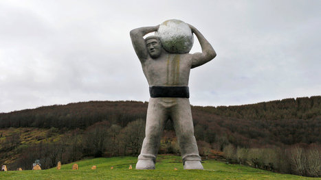 Stone Lifting as Sport in the Basque Country | Basque Society & Culture | Scoop.it