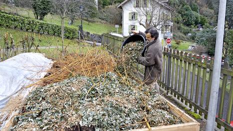 Veytaux veut encourager ses habitants à jardiner - 24heures.ch | symbiose développement environnement | Scoop.it