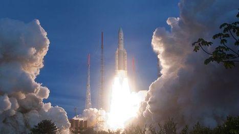 Fusée Ariane: l'alerte de la Cour des comptes | Space matters | Scoop.it