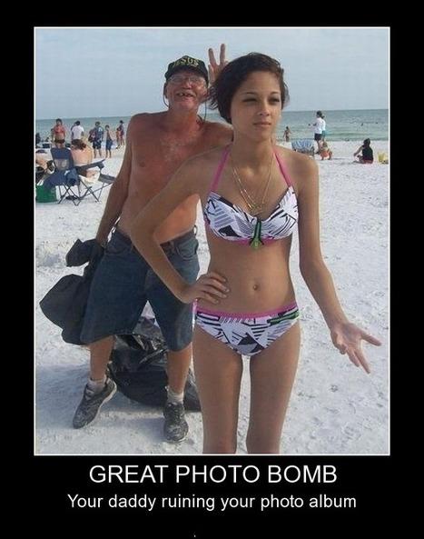 Nice photo bomb there | Funny Pics | Funny Pictures | Funny Videos | Lol Videos | lolpictures | Scoop.it