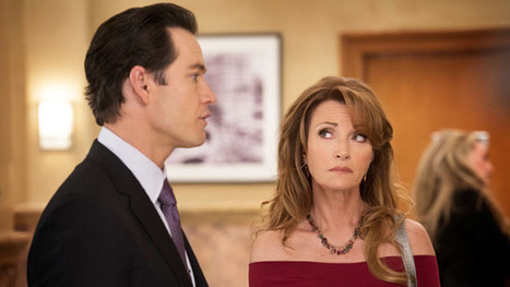 Jane Seymour on Returning to 'Franklin & Bash' and Kissing Heather Locklear | Le Journal de la Télé - Nostalgie | Scoop.it