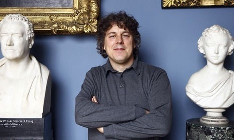 On my radar: Alan Davies's cultural highlights   Classical and digital music news   Scoop.it