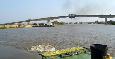 Lista la estructura del puente Pasacaballos- Barú | Cartagena de Indias - 1º edición de boletín semanal | Scoop.it