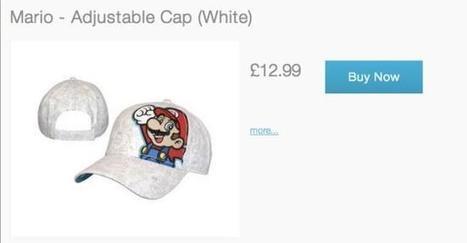 Nintendo se apunta a vender ropa y merchandising en Reino Unido | Marketing | Scoop.it