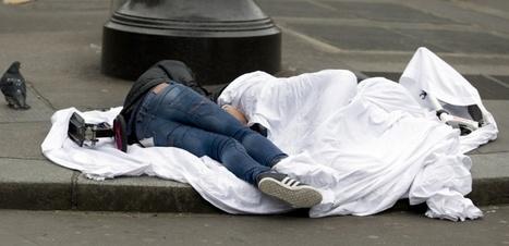 Près d'un million de mal logés en Ile-de-France - Challenges.fr | Association solidaire, aide alimentaire , aide aux personnes en difficulté | Scoop.it