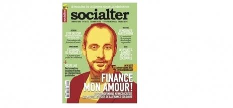 Avec Socialter, l'économie sociale a son magazine |