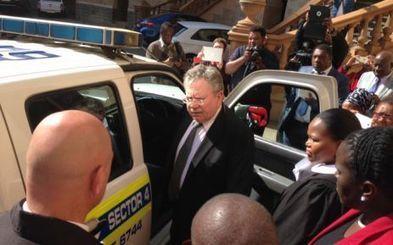Macia trial: Presiding judge inspects police van | THE LAW & INJUSTICE - Mido Macia | Scoop.it