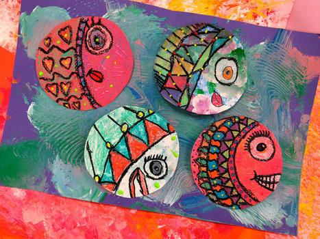 Cassie Stephens | art and art education | Scoop.it