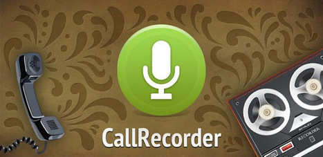 Call Recorder 1.5.5 APK (Android Full) Free Download | application | Scoop.it