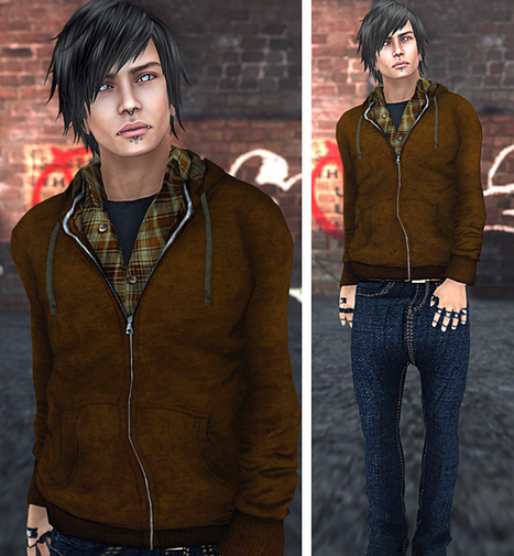 #37 - The Autumn Effect Hunt 2.0 | Second Life Male Freebies | Scoop.it