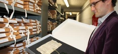 La valse des archives de Rouen - Tendance Ouest Rouen | GenealoNet | Scoop.it