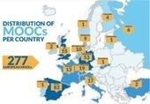 Tour d'Europe des MOOCs — Enseigner avec le numérique — Éduscol numérique | e-learning et nouvelles pédagogies en ligne | Scoop.it