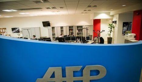 L'AFP conclut un accord d'achat d'images vidéo avec la PQR   DocPresseESJ   Scoop.it