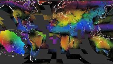 Mapa: Las nubes revelan dónde viven las especies amenazadas - Ecoportal.net | Agua | Scoop.it