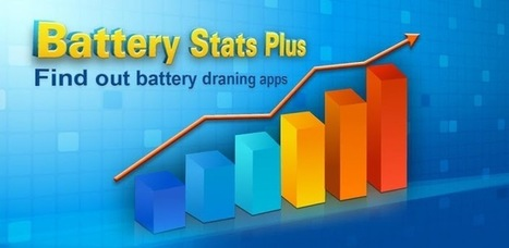 Battery Stats Plus - Applicazioni Android su Google Play | Android Apps | Scoop.it
