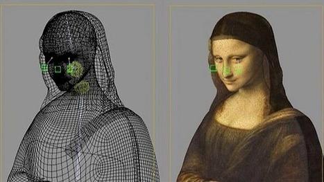 Les yeux de La Joconde : un nouveau mystère élucidé | Culture : le numérique rend bête, sauf si... | Scoop.it