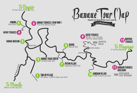 Travel Guide: The Picture-Perfect Banaue Rice Terraces – I am Aileen | Philippine Travel | Scoop.it