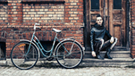 Yes, For Real, It's An Invisible Bicycle Helmet And It IS Awesome | Chasing the Future | Scoop.it