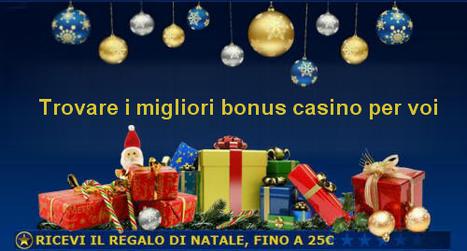 Trovare i migliori bonus casino per voi | Giochi Casinò Online con Bonus gratis e senza deposito AAMS | Scoop.it