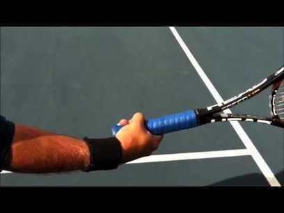 Forehand: How to Hit With A Western/Semi-Western Grip Forehand in 2 minutes   Ace Tennis Lessons   Scoop.it