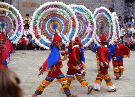 The geography of music and dance in Mexico » Geo-Mexico, the ... | Yoga for CE | Scoop.it