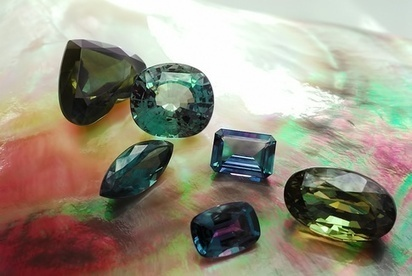 What are the most common colors of alexandrite?   Gemstones Trends   Scoop.it