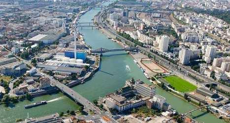Vitry-sur-Seine prépare son port urbain | Le Grand Paris sous toutes les coutures | Scoop.it